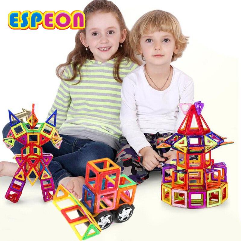 Espeon 115 pcs Robot Regular Bricks Enlighten Educational Designer - Mainan pembinaan - Foto 3