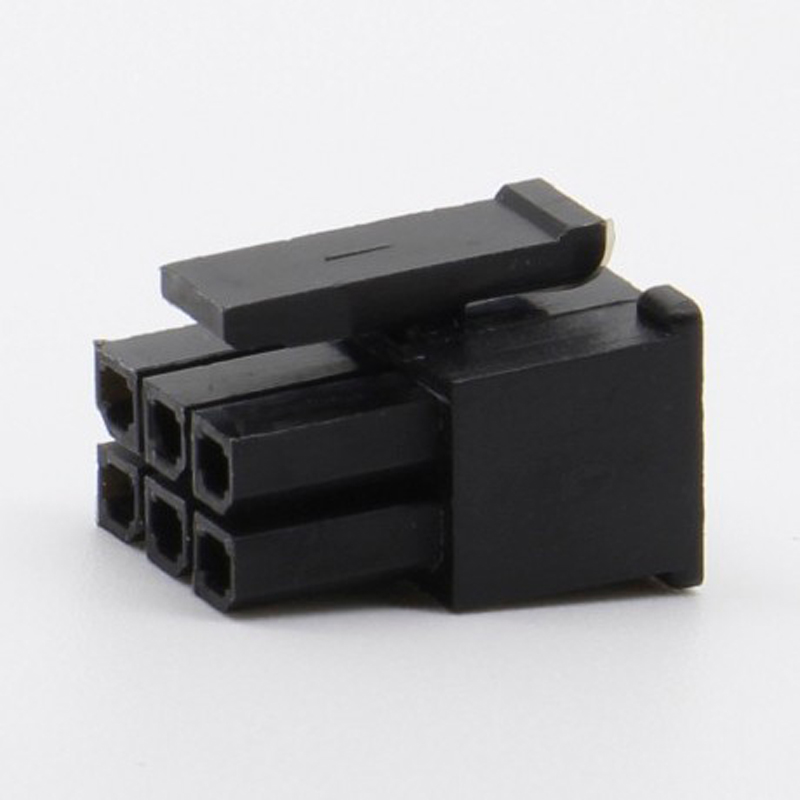 30pcs 3.0mm Pitch 5557 6p Connector Plug Socket Double Row Male For PCB Circuit Board