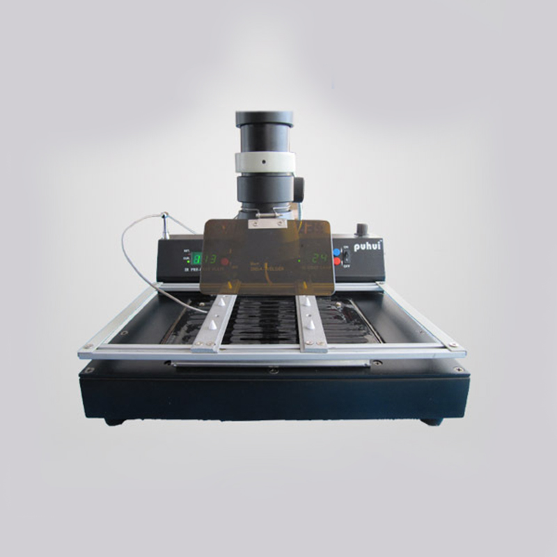 Tools : PUHUI T-870A BGA IRDA welding machine infrared welding station reflow oven BGA infrared rework station 110V-230V