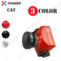 Nieuwe aankomen Foxeer Kat Super Starlight FPV Camera 0.0001lux lage latency/HS1224/lage latency, low noise/2MP Sensor