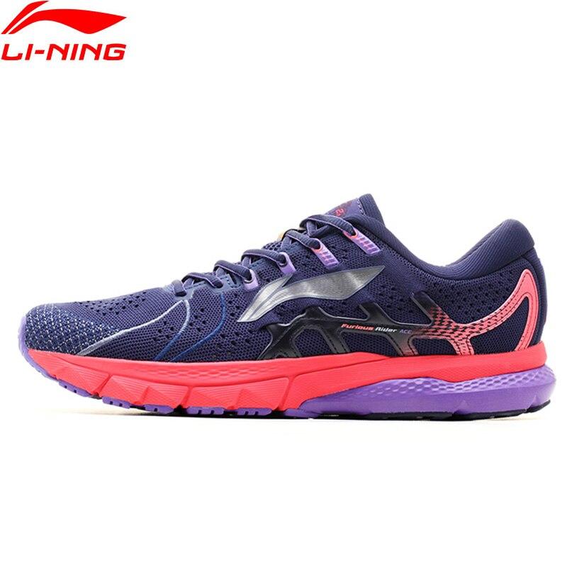 Li-ning hommes PFW furieux RIDER IV professionnel stabilité chaussures de course respirant soutien doublure chaussures de Sport ARZN009 XYP899