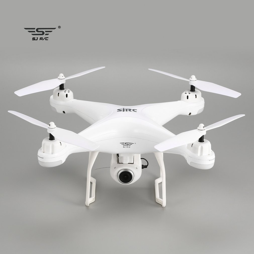 S20W FPV GPS 1080 P Della Macchina Fotografica Selfie il Mantenimento di Quota Drone Headless Modalità di Ritorno Automatico Decollo/Atterraggio Hover GPS RC quadcopter hi