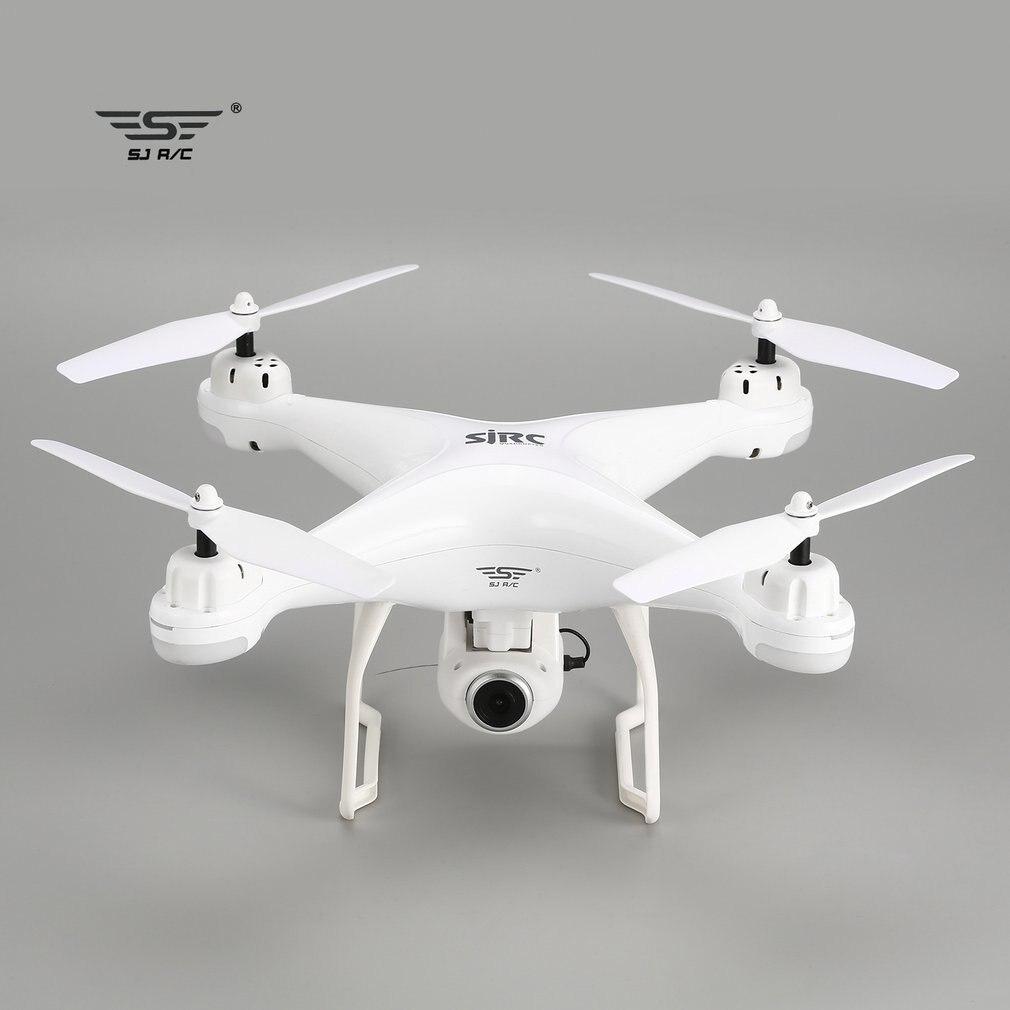 S20W FPV GPS 1080 p Caméra Selfie Maintien D'altitude Drone Headless Mode Retour Automatique Décollage/Atterrissage Hover GPS RC quadcopter salut