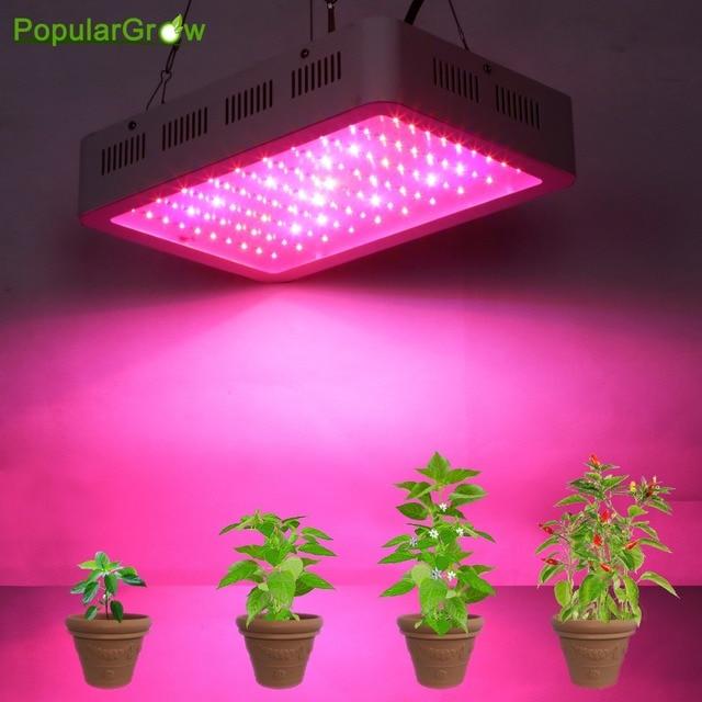 Hydroponic Grow Lights: Best Full Spectrum 300W Led Grow Light For Hydroponics