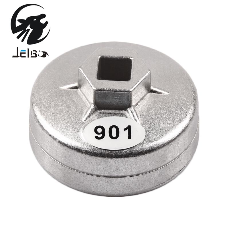 Jelbo 901 Square Drive Oil Filter Wrench Practical Standard 1/2 Square Hex Key Wrench Auto Tool for Toyota Good Helper Hand Tool