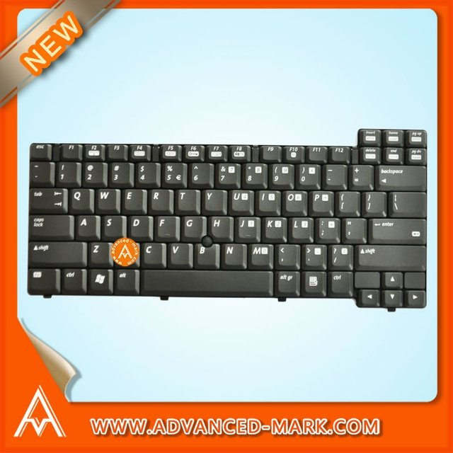 * New * , For HP Compaq N620C Laptop Keyboard with Point stick , p/n : 314631-002 / 320397-021 , US Layout & Black Color