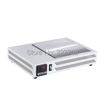 Honton livraison gratuite température Constante Taiwan anti-chaud table chauffante plaque chauffante plate-forme température plateforme 300*300mm