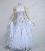 Ballroom Modern Dance Dress Ballroom Party Standard Watlz Tango Dance Dress B 0105