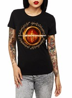 New The Lord Of The Rings Women T Shirt Harajuku Funny Brand Short Sleeve Tshirt Tees