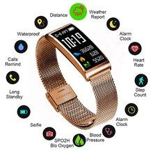 Men Women Fitness Tracker X3 Smart Watch Bracelet IP68 Smart