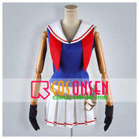 COSPLAYONSEN Kantai Collection Kancolle Maya Cosplay Costume All Size