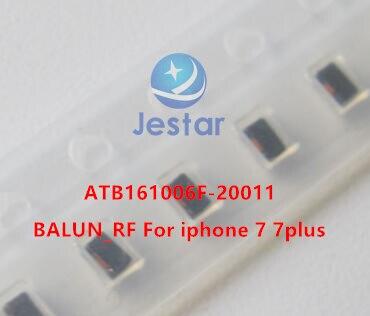 10 pçs/lote BALUN_RF ATB161006F-20011 para iPhone 7 PLUS 7
