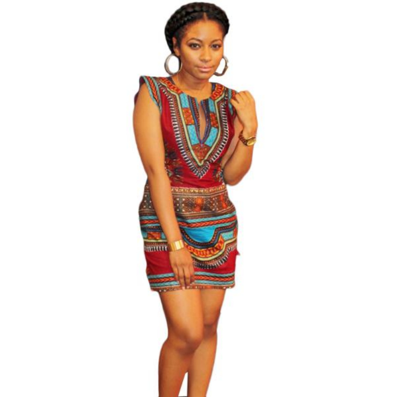Online Buy Wholesale Sexy African Dresses From China Sexy -1533