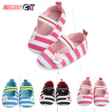 Foreign Baby Shoes Summer Cute Infant boys girls shoes soft sole indoor for 0-18M Study Walking
