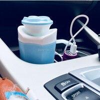 2018 carro portátil mini aromaterapia usb umidificador purificador de ar para mazda rx8 vw scirocco bmw x5 e53 citroen c4 saab 9-3 audi a6