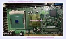 Для промышленного компьютера материнской ROCKY-3785EV V: 1,1 С Процессор памяти интегрированной сетевой карты