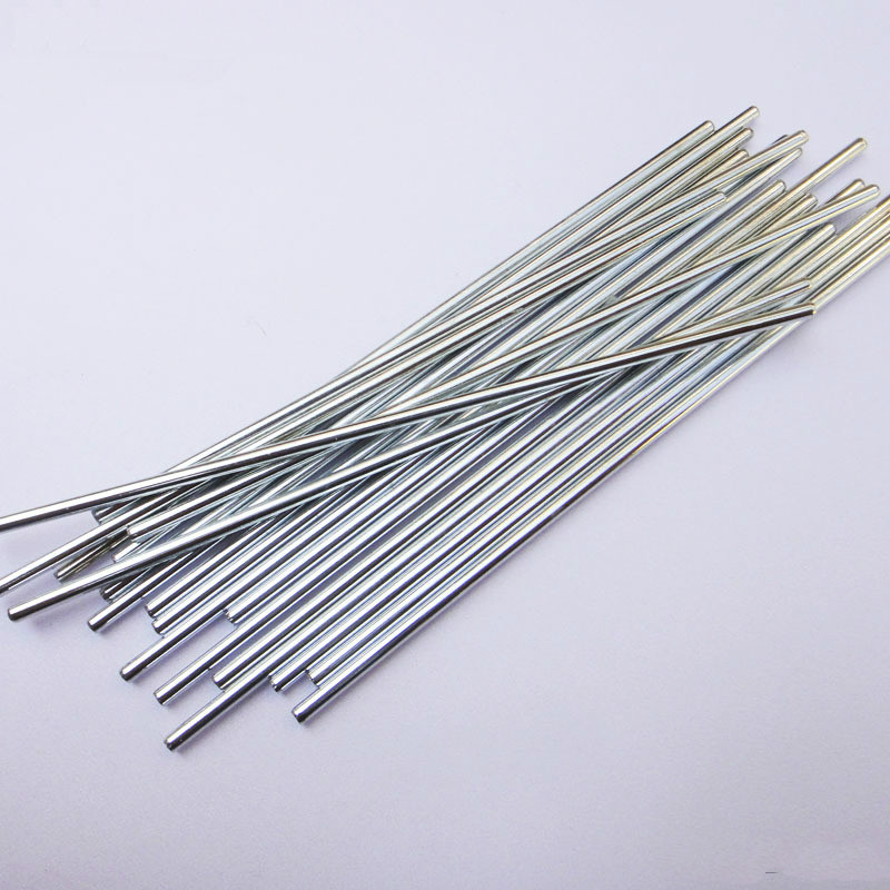 Model Accessories Symbol Of The Brand 10 Pcs 2*100mm Metal Model Axle Gear Shaft Diameter 2mm Diy Toy Accessories For Car Toys & Hobbies