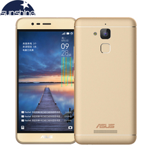 ASUS Zenfone Pegasus 3 Х 008 4 Г LTE Мобильный Телефон Android 6.0 Quad core 5.2 «Смартфон 13.0MP 4100 мАч Отпечатков Пальцев