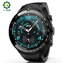 MOKA 4G Смарт-часы мужские 400*400 AMOLED экран Android 7,1 MTK6739 5MP Двойная камера с gps WiFi smartwatch для ios