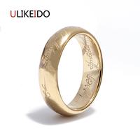 Titanium Steel Jewelry Fashion And Personality Men S Accessories The Lord Of The Rings Lord Of