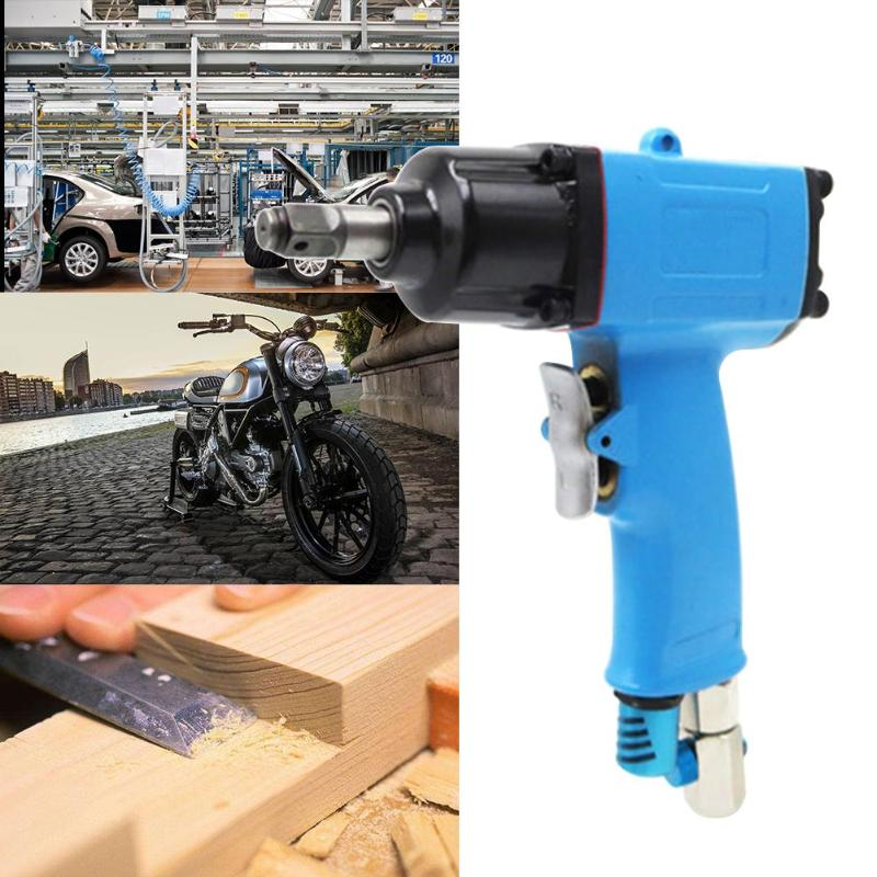 Drive Air Gun Wrench Kit 3/8 Wrench Pneumatic Impact Gun Wrench Tyre Tool Hammer Gun Air Tool 9000rpm High Quality free shipping high quality 3 8 air pneumatic impact wrench gun tool
