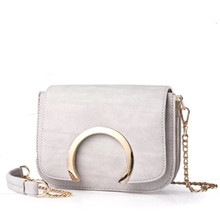 Small Designer Chain Women Bag PU Leather Handbag Women Messenger Bags PU Shoulder Crossbody Bag with Plush Ball Toy Bolsa Beige