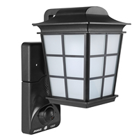 ANNKE 2018 Latest 1080P Smart Courtyard Light Camera Plug Play CCTV IP Camera Security Defender PIR