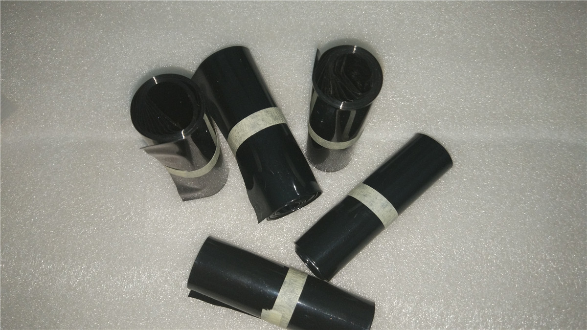 XNEMON 1m PVC Heat Shrink Tubing Electronic Insulation Materials Black 55/80/85/90/110/164/224mm Wide For Lipo Battery Film