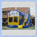 Inflatable Bounce House Combo Slide for your Rental Business,Commercial Quality Bouncy Castle
