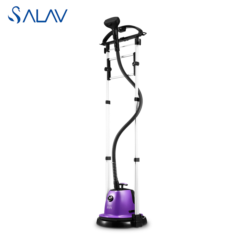 Salav gs61 bj h professional dual bar garment steamer 1500w 1 6l multifunctional hanger 6 - Six advantages using garment steamer ...
