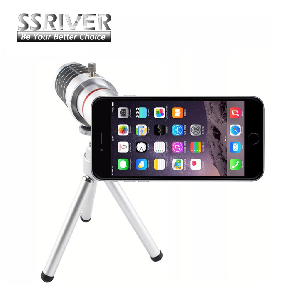 Ssriver for iphone 7 plus 18x gopro smartphone lens 18x for Fenetre zoom iphone x