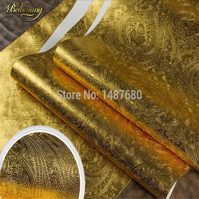 ФОТО beibehang papel de parede 3d wallpaper rolls TV background wall wallpaper gold foil silver ceiling wallcovering papel pintado