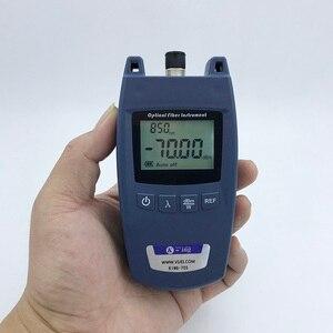 Image 2 - 2で1 ftth光King 70S光パワーメータ 70に + 10dBmと10mw視覚障害ロケータ光ファイバテストペン