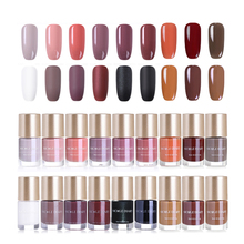 NICOLE DIARY Nail Polish Varnish Mirror Effect Matte Dull  Series Manicure Art Lacquer 9ml