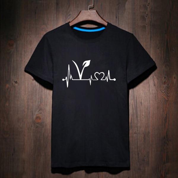 ΞT-shirt da mulher Vegan camiseta femme novel engraçado camisas de t ... 6a63e36000bcf