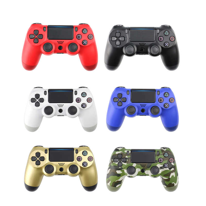Bluetooth Wireless Gamepad For Sony PS4 Controller Joystick Joypad Gamepads For Play Station 4 Remote Controller