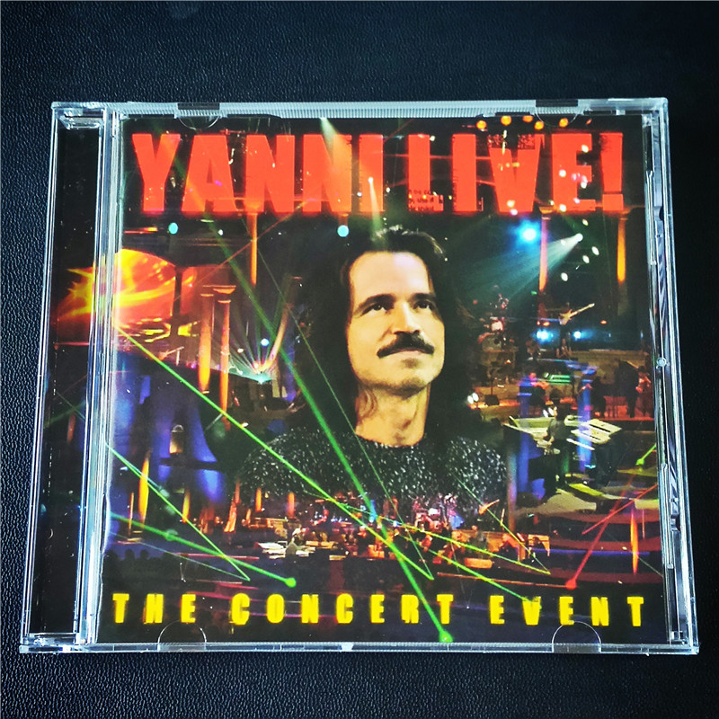 Detail Feedback Questions about Free Shipping: YANNI Live