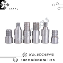 Free shipping Exchange Adapter For Diamond Core Drill Bit Power Tools Accessories professional thread drill pipe connections