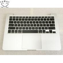 Echt A1502 Palmrest Behuizing Backlight Toetsenbord Voor Macbook Pro Retina Topkoffer Late 2013 Mid 2014 13