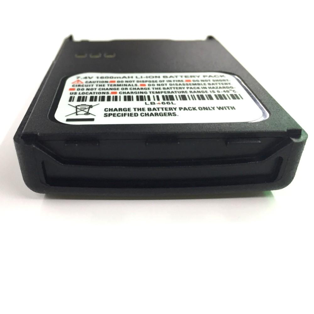 7.4V 1600mAh Li-ion Battery Pack Case 6x AA For Puxing PX777 PX-888K 999328728PX-777PLUS VEV3288S, VEV V1000, VEV V16 etc (3)