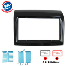 2016 Top Quality Professional Car DVD Radio Fascia Fascia Stereo Dash CD Trim Installation Kit Misura Per FIAT DUCATO 2011