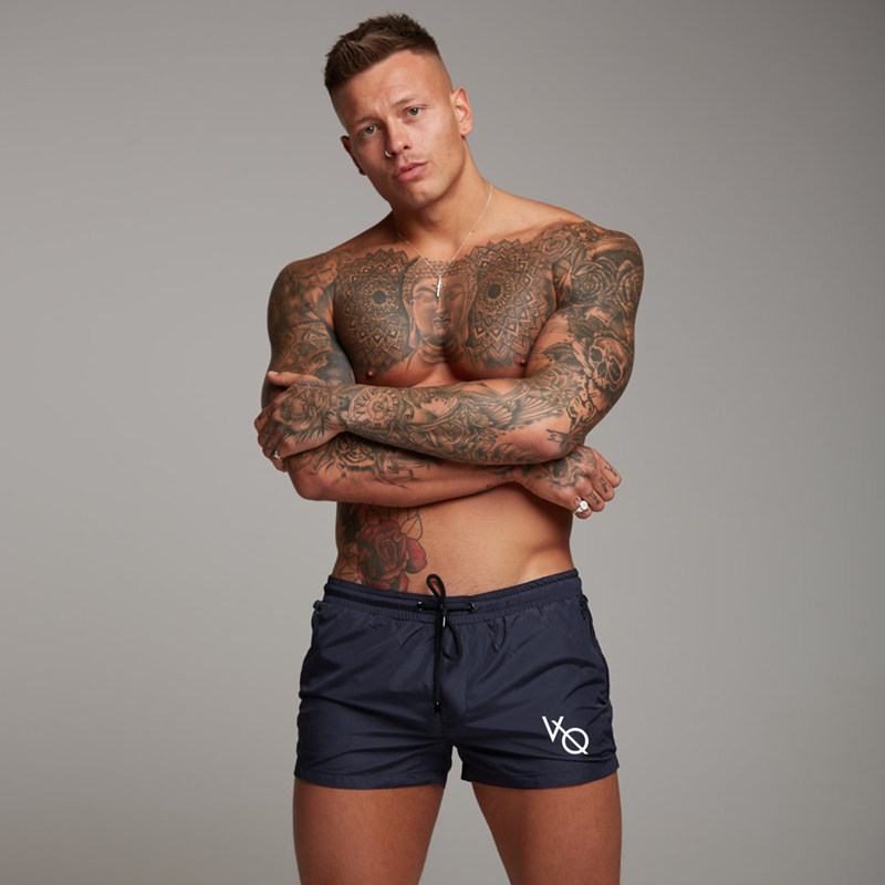 2019 Mens Summer Casual Cool Short Pants New Men Gyms Fitness Bodybuilding Shorts Male Jogger Workout Beach Brand Breechcloth in Casual Shorts from Men 39 s Clothing