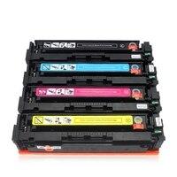 Color Toner Cartridge CF500A CF501A CF500 500a 500 CF501A for HP 202A 202 for HP Color LaserJet M254DW 254 M281FDN M281 M280