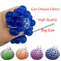 Big Size Antistress Face Reliever Grape Ball Autism Mood Squeeze Relief Healthy Toy Funny Geek Gadget for Men Halloween Jokes