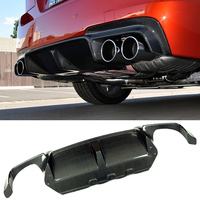 3 D Style Carbon fiber Rear Diffuser Fit For BMW 5 Series F10 M5