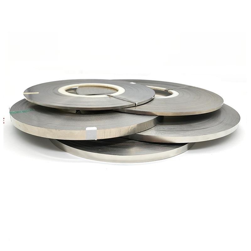 2kg nickel strip 18650 battery pack welding nickel belt Nickel Plated Steel Strip Lithium battery connecting