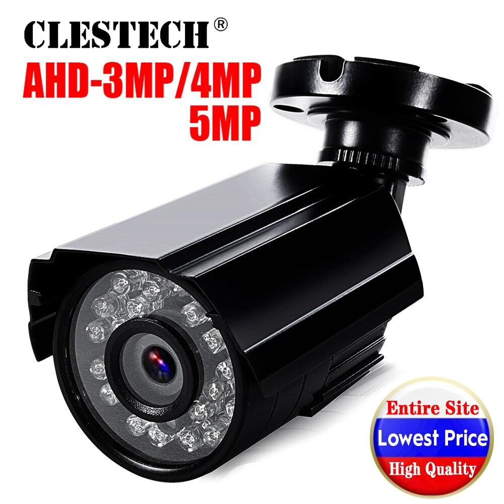 Metal CCTV AHD mini Camera 5MP 4MP 3MP 1080P SONY-IMX326 FULL Digital HD AHDH outdoor Waterproof IR night vision have Bullet