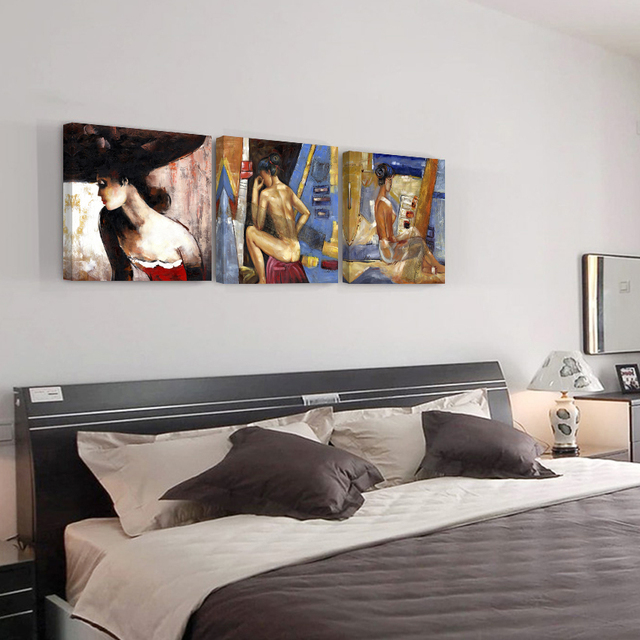 impresiones de la lona pintura al leo cuadros para dormitorio sala de marilyn monroe panel