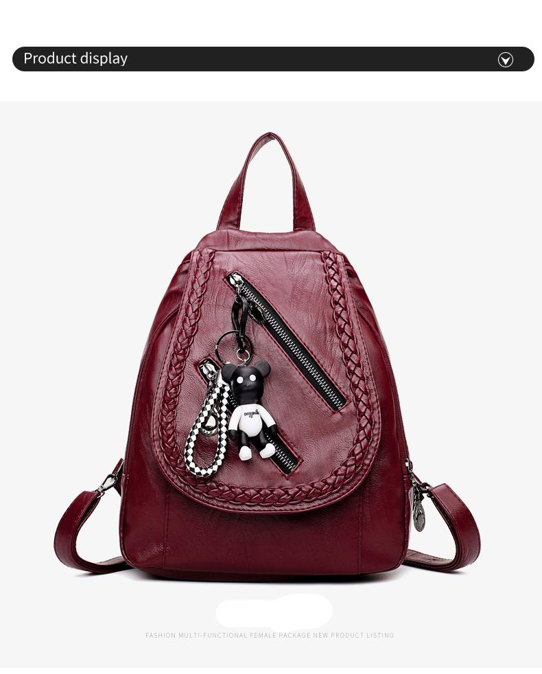 700ecfadb5 style3  backpacks for high school girls high school backpacks for boys.  Item  backpack school bag  book bag casual travel bag