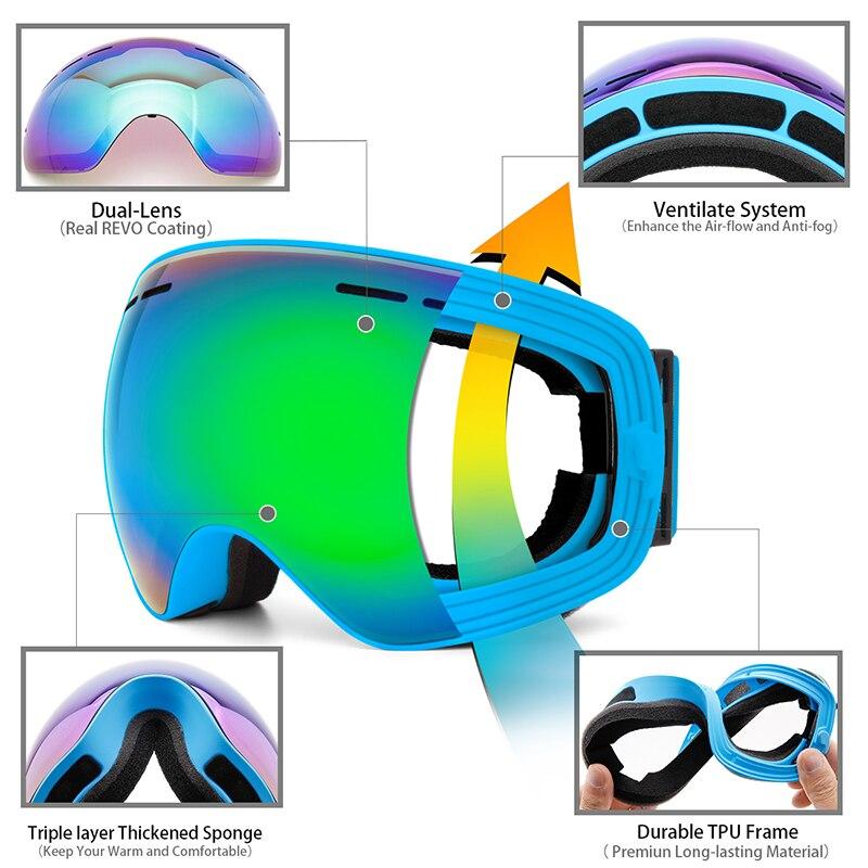 f033baafbd2 OTG Ski Goggles